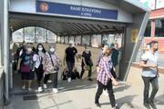 Topkapı-Mescidi Selam tramvay hattında arıza Raylarda yürüdüler