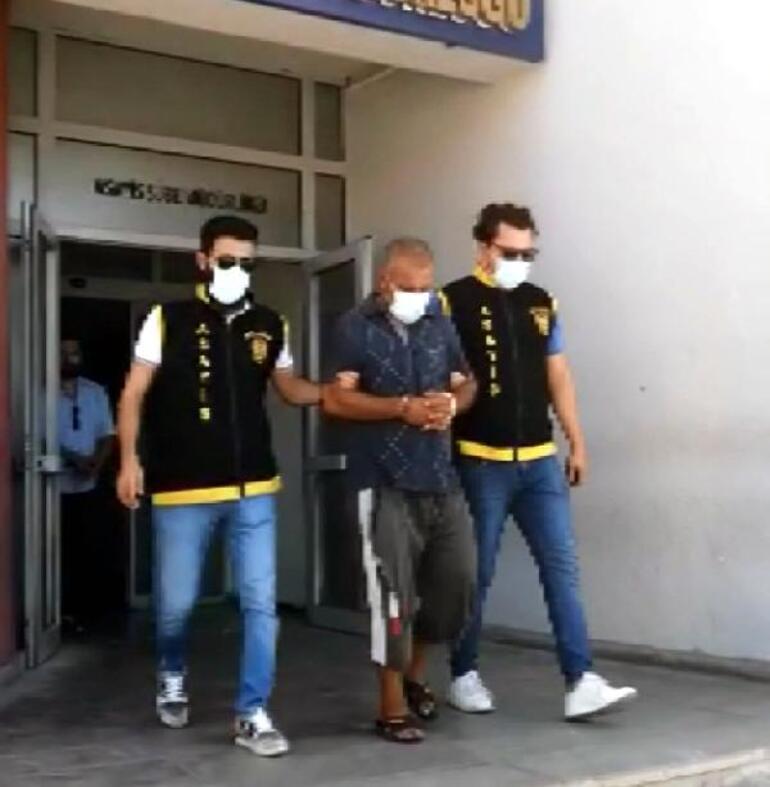 Hastane otoparkından motosiklet çaldı, yakalanınca aşı olmaya geldim dedi