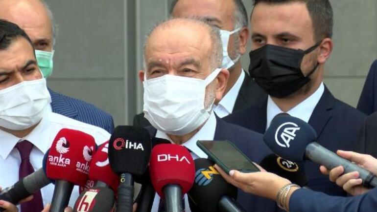 Son dakika... Oğuzhan Asiltürkün son sağlık durumuna ilişkin açıklama Karamollaoğlu ziyaret etti