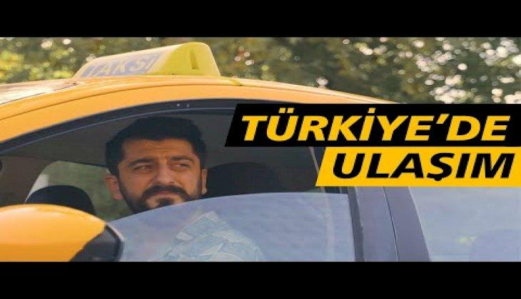 Türkiye'de Ulaşım | Röportaj Adam