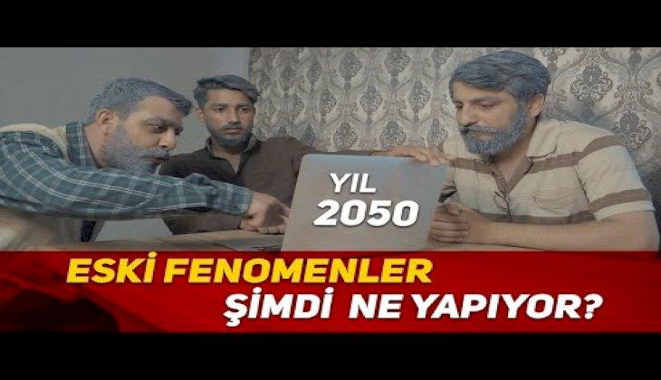 2050 Yılında Youtuberlar | 200 Liraya Video Çekiyorlar