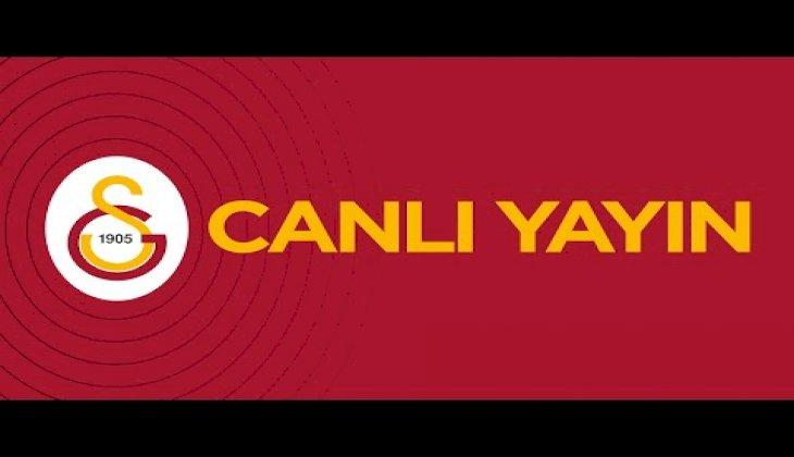 📺 CANLI YAYIN | Futbol Takımımız, efsanemiz Fatih Terim yönetiminde sabah idmanını gerçekleştiriyor