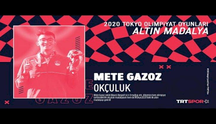 İŞTE O TARİHİ ANLAR! METE GAZOZ OLİMPİYAT ŞAMPİYONU! | Tokyo 2020 Olimpiyatları
