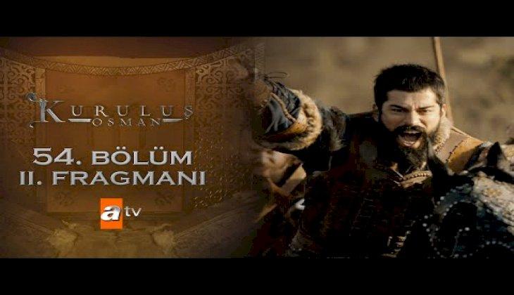 Kuruluş Osman 54. Bölüm 2.Fragmanı
