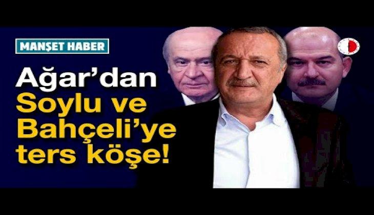 MEHMET AĞAR ÖYLE BİR LAF ETTİ Kİ! #Peker #Soylu #Bahçeli #Erdoğan #Mübariz Mansimov