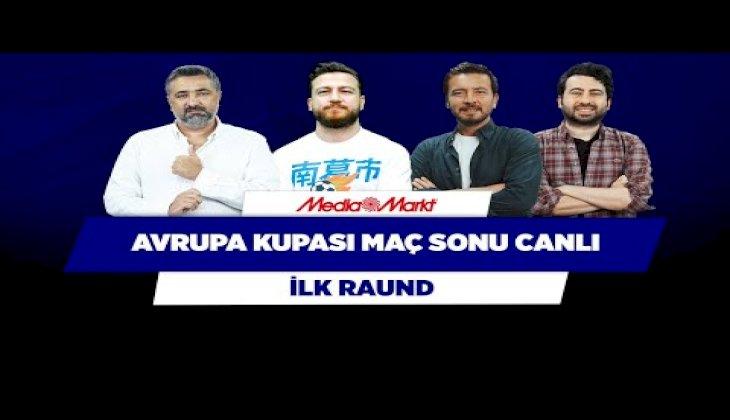 Frankfurt - Fenerbahçe & Galatasaray - Lazio | Serdar & Ersin D. & Mustafa D. & Uğur K. | İlk Raund