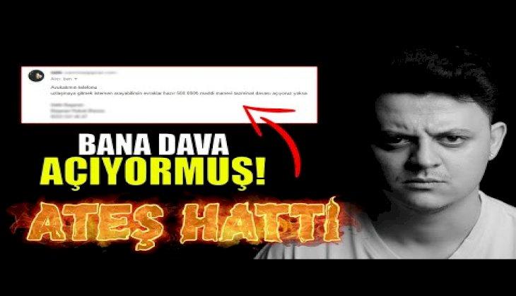 BEYEFENDİ BANA DAVA AÇMIŞ! & @Enes Batur - DANLA BİLİC KAVGASI | ATEŞ HATTI 🔥