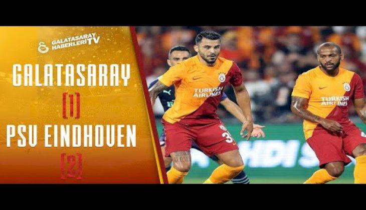 Galatasaray 1-2 PSV Eindhoven Maç Özeti | Şampiyonlar Ligi - 2. Eleme Turu Rövanş Maçı